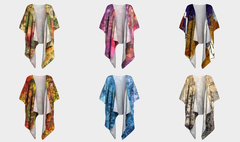 Aperçu de Kimono