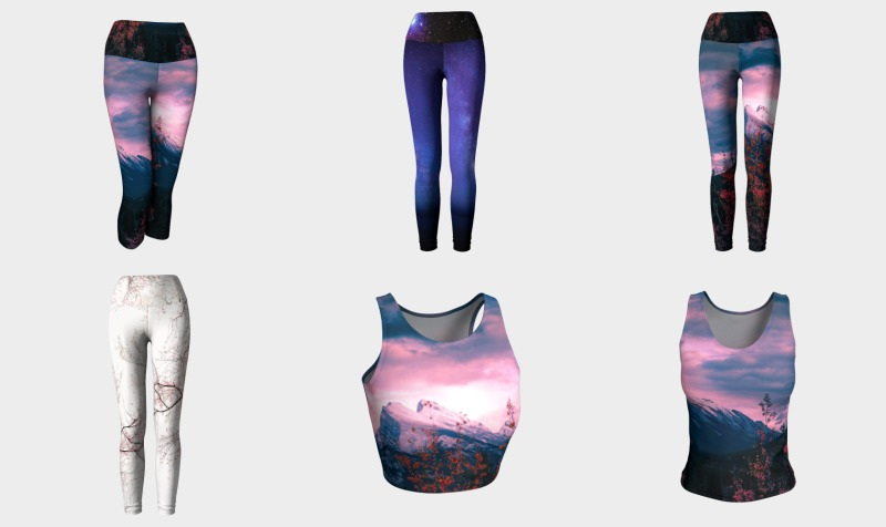 Yoga Wear preview