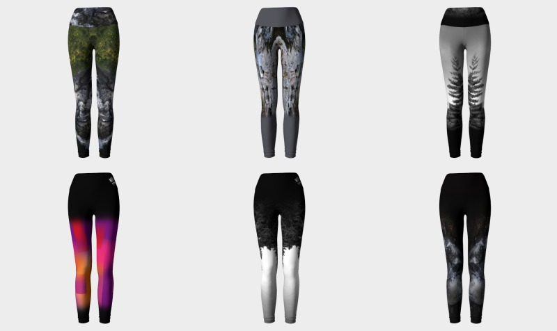 Leggings | Yoga | Randonnée | Vélo preview