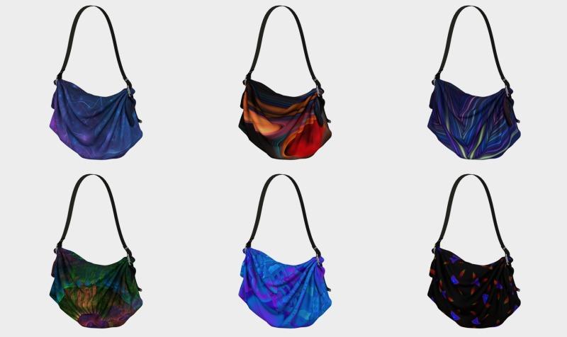Aperçu de Origami Tote Bags
