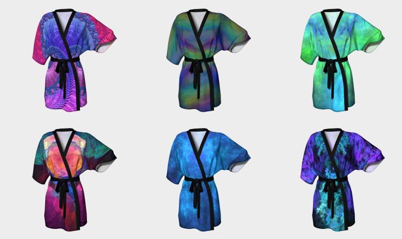 Aperçu de Kimono Robes