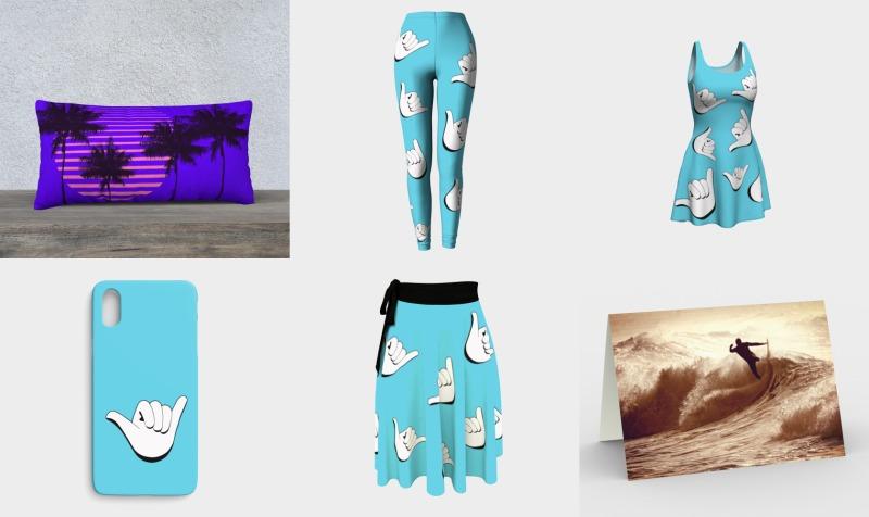 Aperçu de Surf Collection