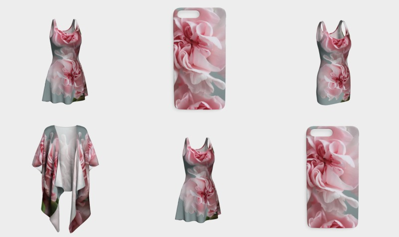 Aperçu de Pale Pink Carnations