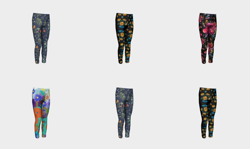 Leggings enfants preview