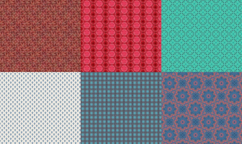 Fabric preview