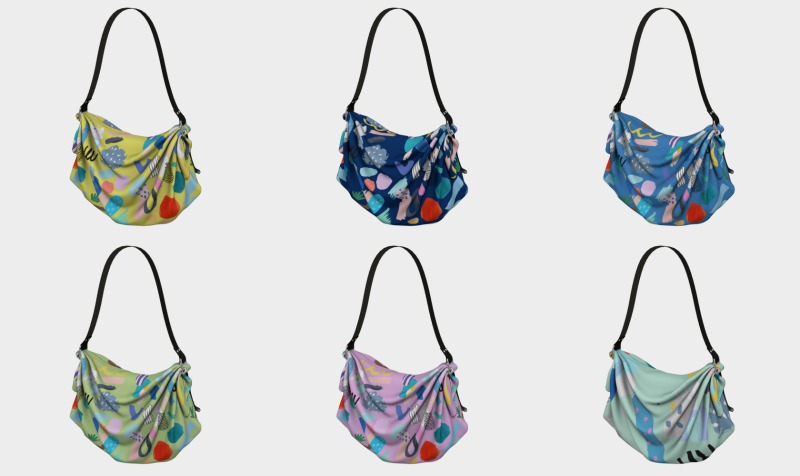 Origami Bags preview