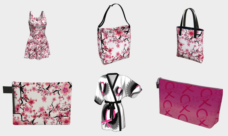 BCAM - PINK RIBBON COLLECTION by VCD © preview