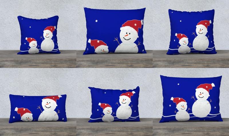 Winter Snowmen preview