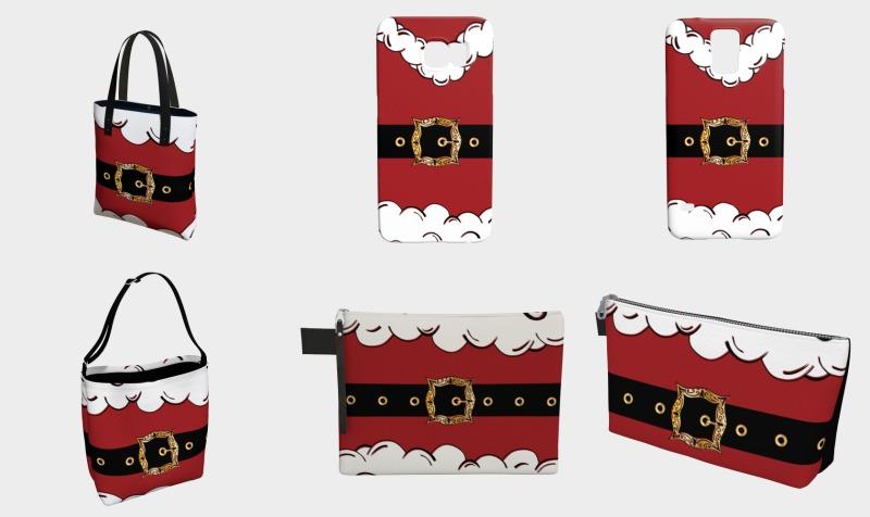 Santa Suit preview