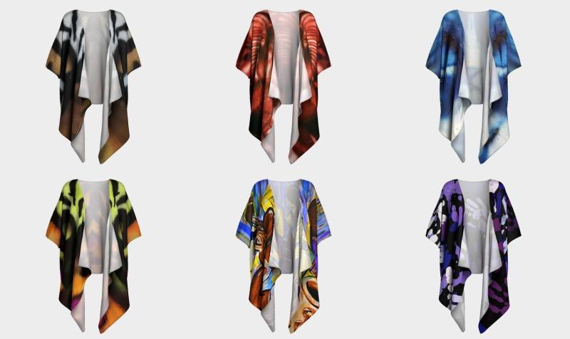 Rodney D Butler Collection (Kimono) preview