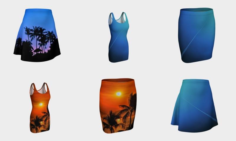 Aperçu de Dresses & Skirts