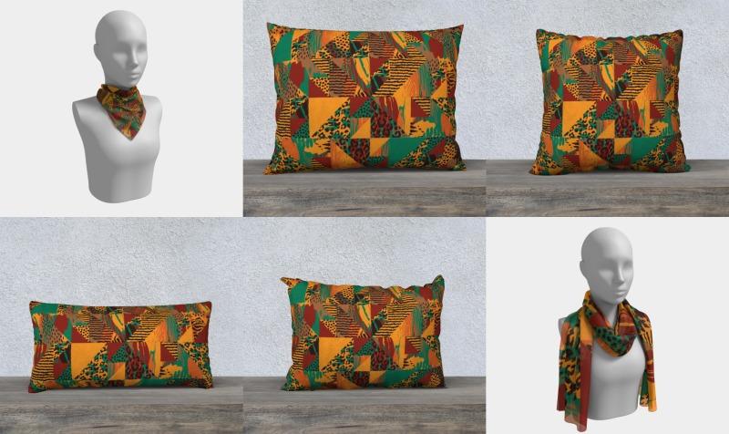 Abstract Safari Print preview