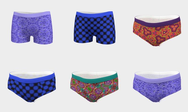 Underwear preview