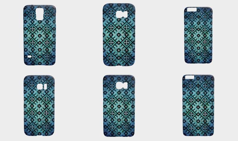 "Aperçu de ""Starlight"" phone covers"