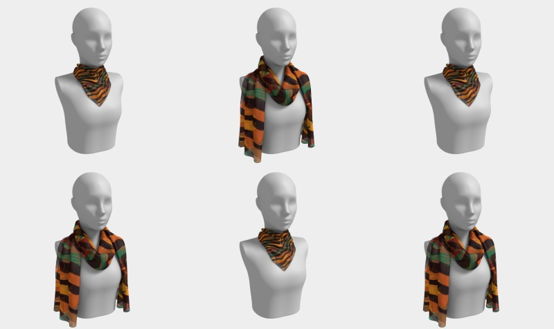 Colorful Animal Stripes preview