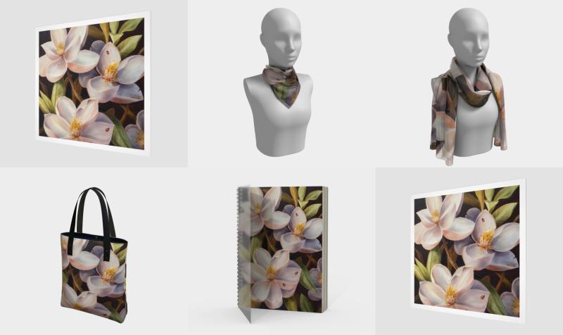 Aperçu de Magnolias