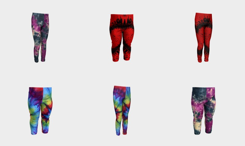 Baby and Youth Leggings preview