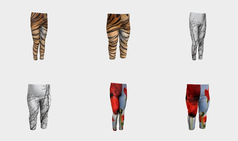 Baby and Kid Leggings preview