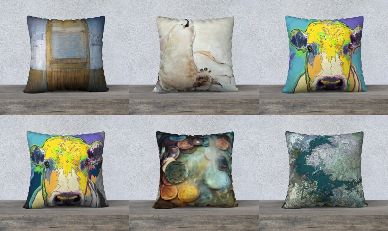 Pillows preview