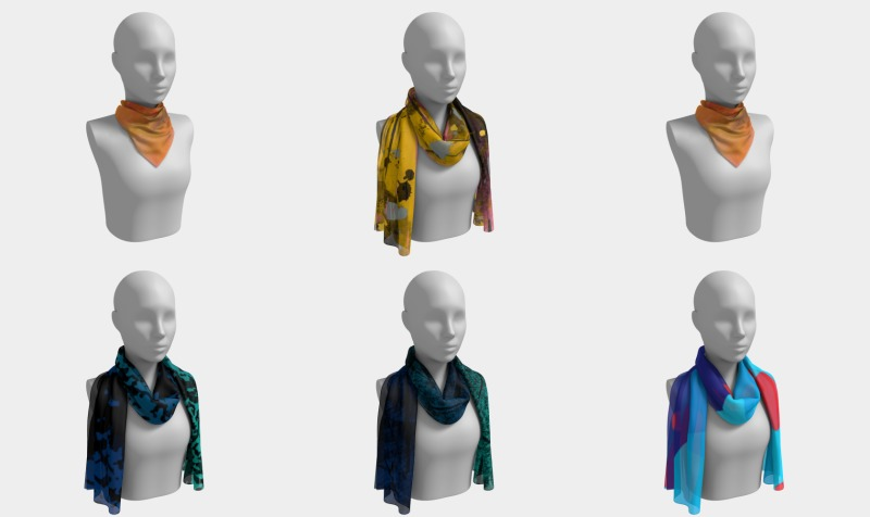 Scarves preview