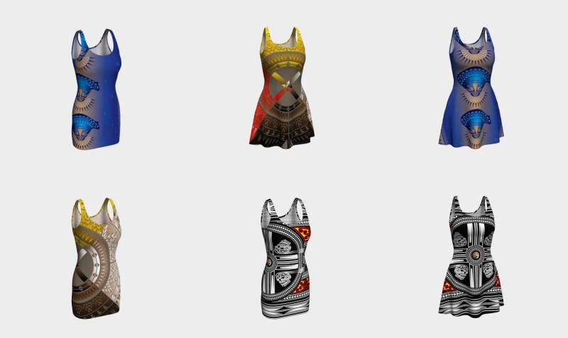 Dresses (Flare, Bodycon) preview
