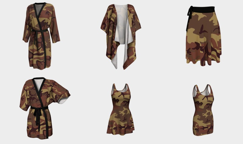 Everything Camo preview