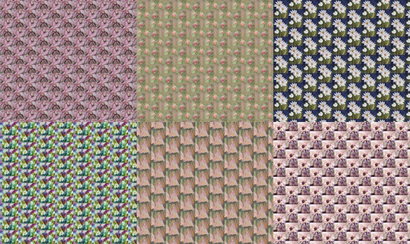 FLORAL FABRICS preview