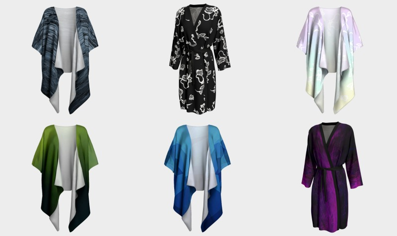 Robes preview