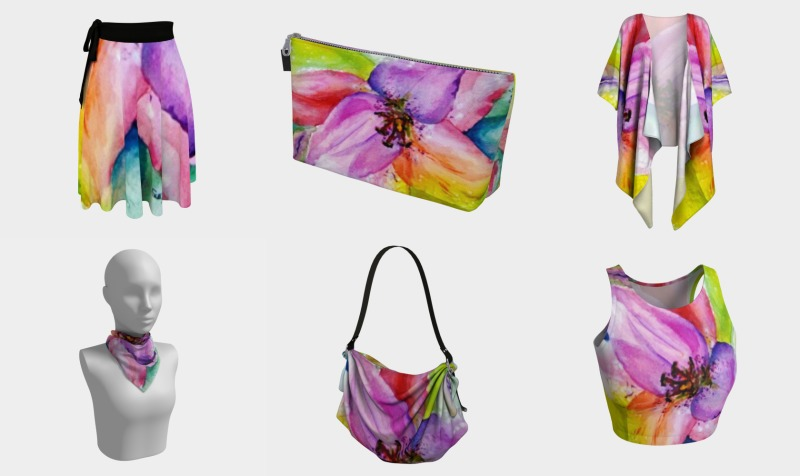 LILY - NEON COLORS preview