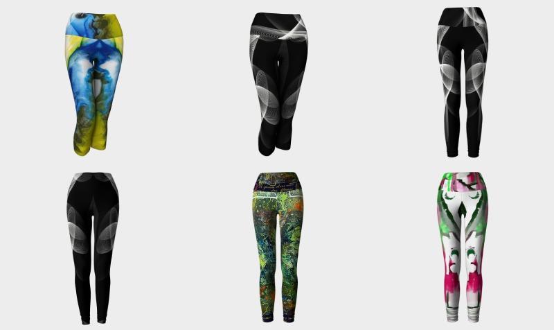 YOGA-  Leggings- Capris- top sportifs preview