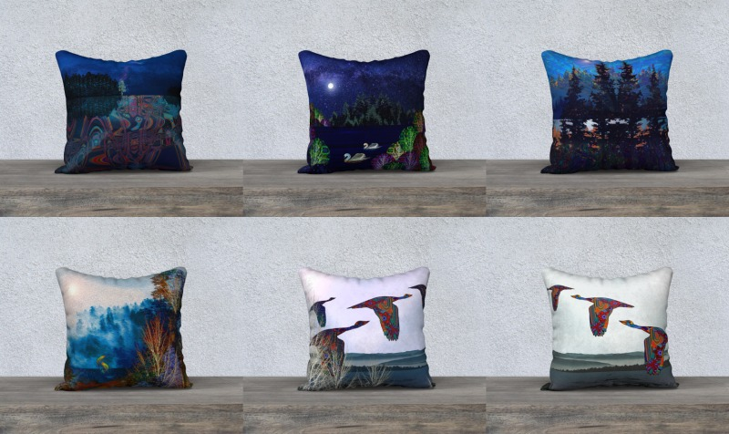 Aperçu de Pillows