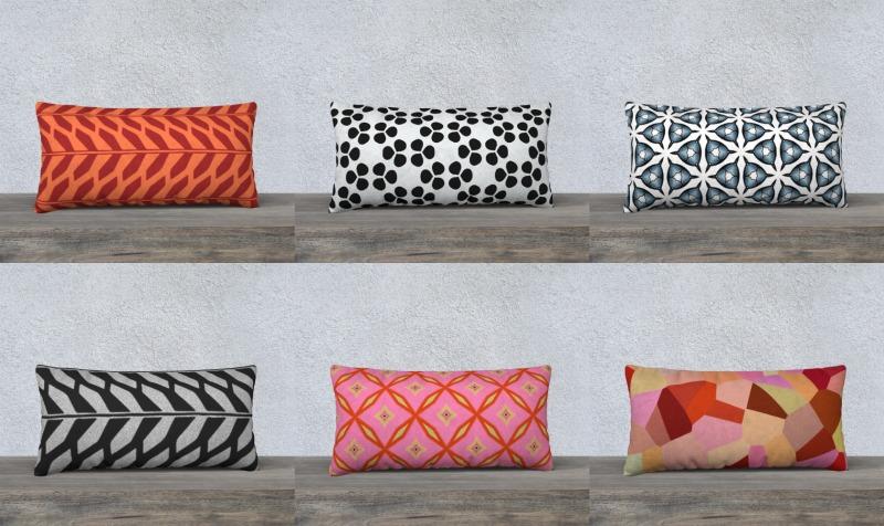 Aperçu de Lumbar Pillows