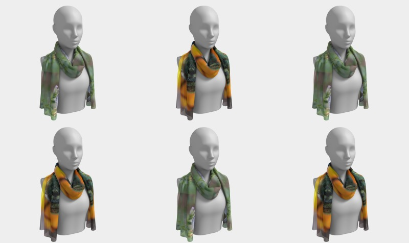 It's a Bugs World Long Scarves  preview