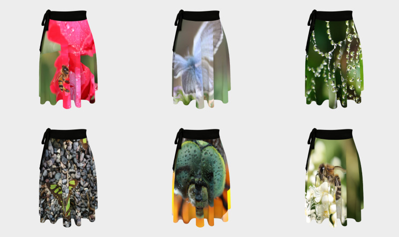 It's a Bugs World Wrap Skirts  preview