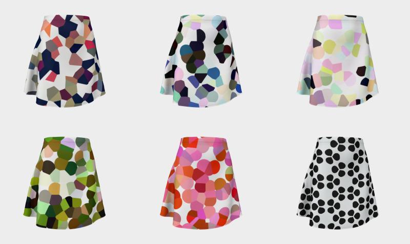 Aperçu de Flare Skirts