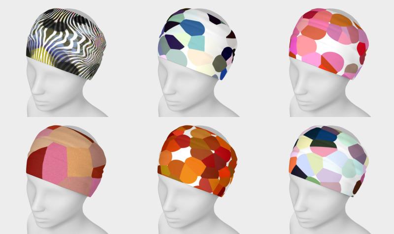 Aperçu de Lumen Rue Headbands