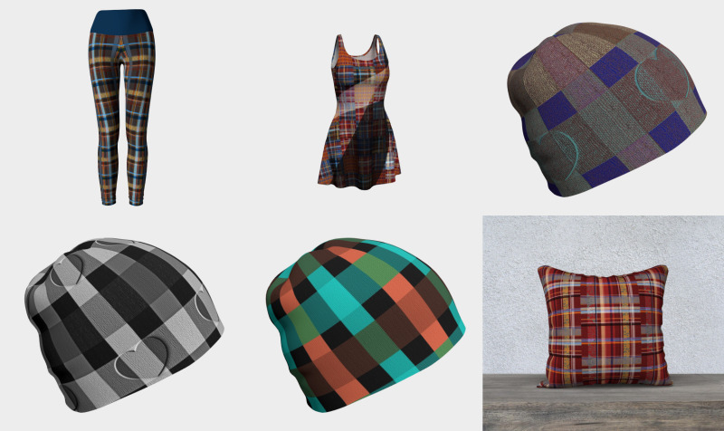Plaid Pattern preview