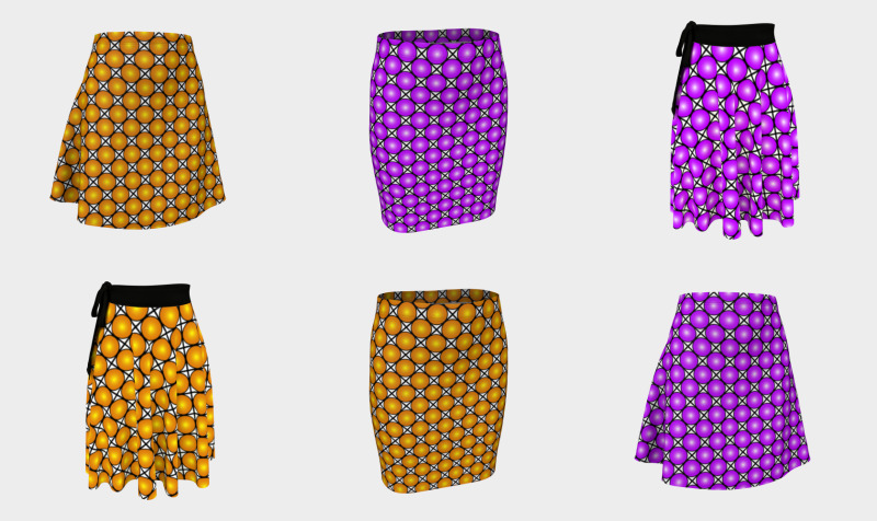 Patterned Skirts preview