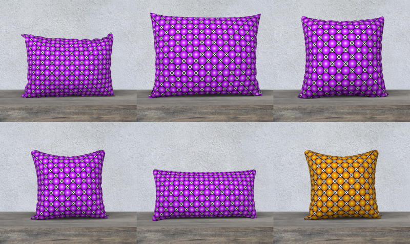 Patterned Pillow Cases preview