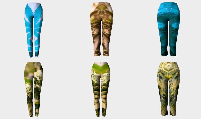 Leggings and Capris preview