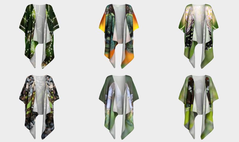 It's a Bugs World Draped Kimonos  preview