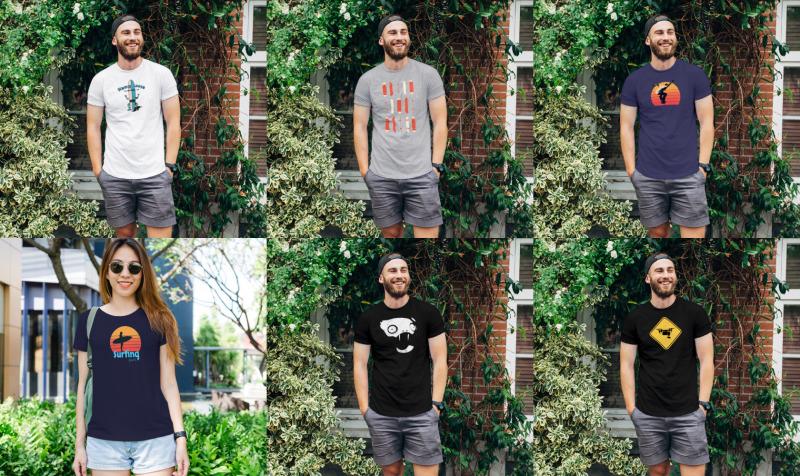Aperçu de Shirts