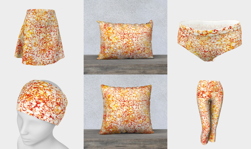 Bespeckled Orange preview