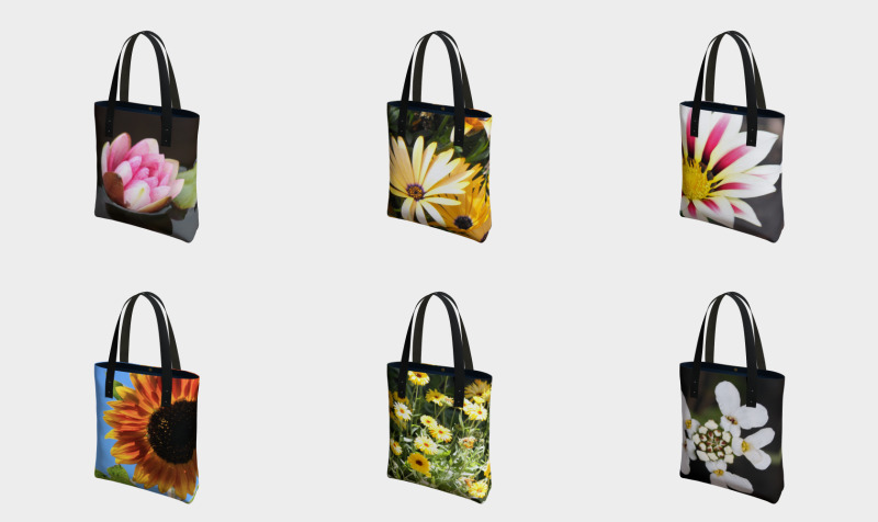Floral Tote Bags  preview
