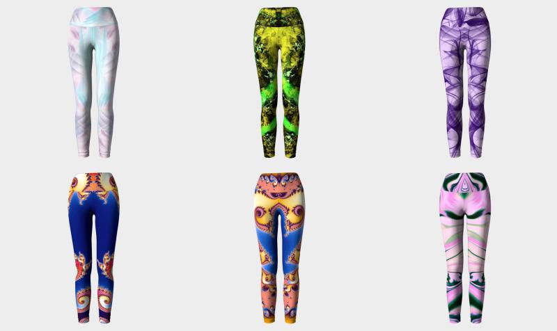 Aperçu de Yoga Leggings