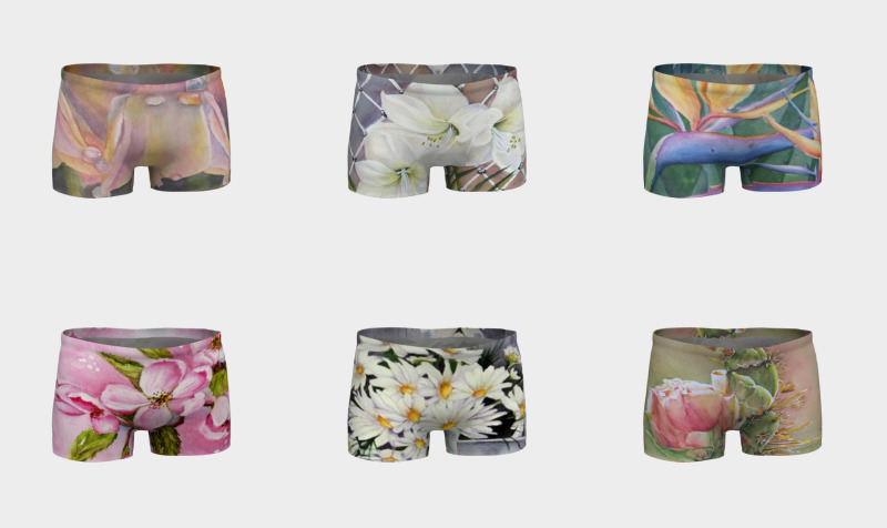 FLOWER SPORTS SHORTS preview