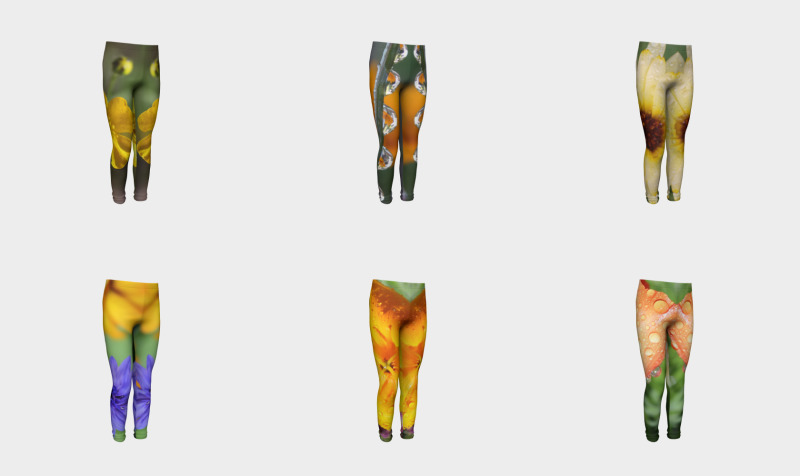 Floral Youth Leggings  preview