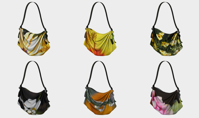Floral Origami Tote  preview