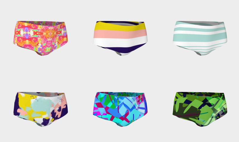 Bikini Bottoms preview