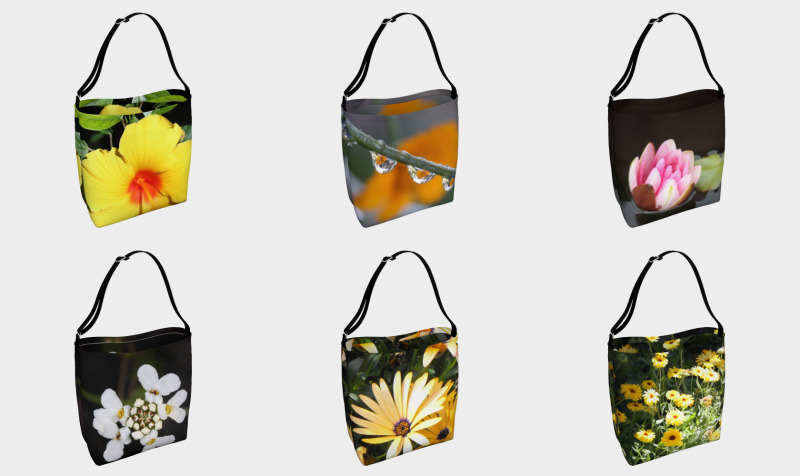 Floral Day Tote  preview